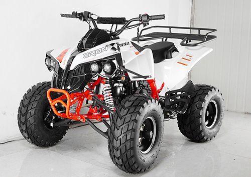 Sportrax - 110-125cc