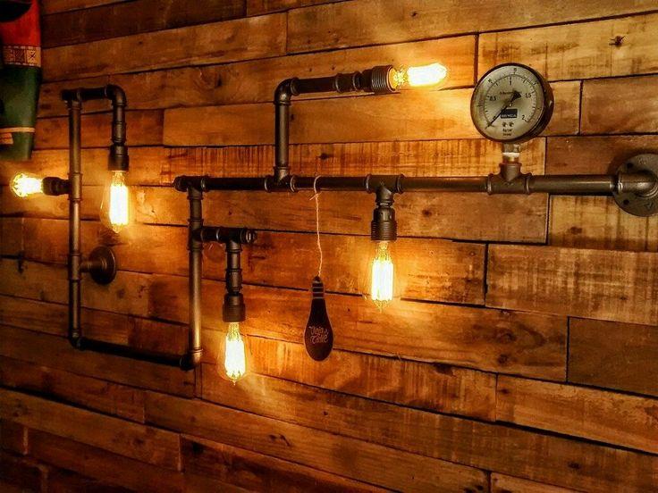 ¡Mirá nuestro nuevo producto Aplique Pared Industrial 5 Edison Vintage! Si te gusta podés ayudarnos pinéandolo en alguno de tus tableros :)