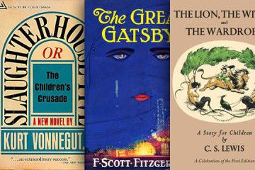 a 100 novel list of the Best Books of ALL TIME according to TIME Entertainment
