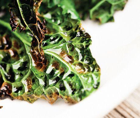 Grilled Lacinato Kale         Grilled Lacinato Kale  Photo  at Epicurious.com