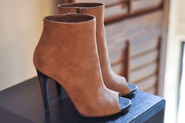 Most comfortable booties ever. Bottega Veneta.  ill never be able to afford them but a girl can dream!