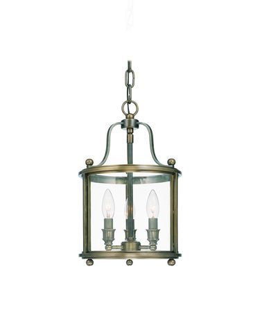 Hudson Valley 1310 Mansfield 10 Inch Foyer Pendant  I kind of like the simplicity of this one, and I think round is better than square