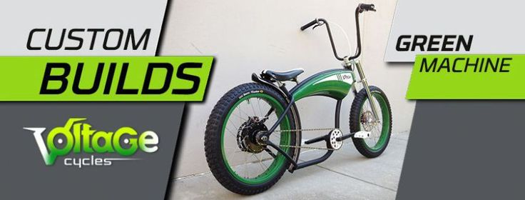 Voltage Shows Off Its First Batch Of Electric Cycles
