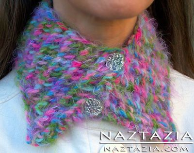 17 Best images about Knit - Neckwarmer on Pinterest Neck wrap, Free pattern...