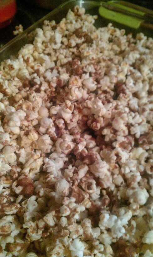 Brown Sugar Cinnamon Popcorn - Healthy Food for Picky Eaters