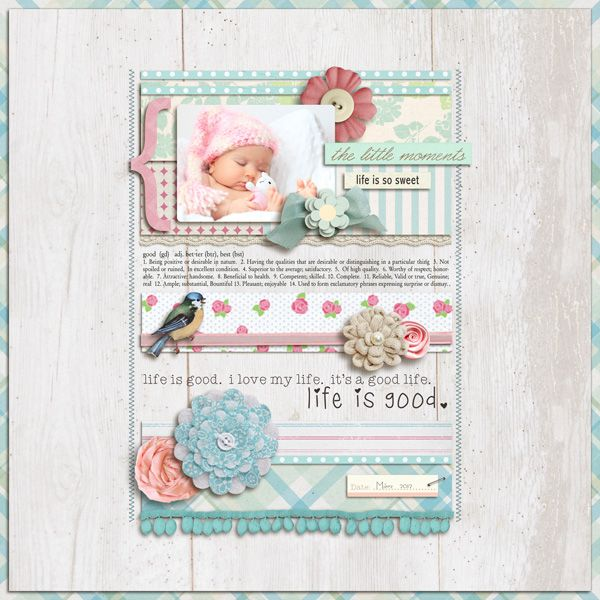 1 photo + flowers: A Sweet Spr, Color, Digital Scrapbooking Photoshop, Baby Layout, Baby Scrapbook, Scrapbook Baby, Baby Toddlers Preschool Scrap, Beautiful Baby, Scrapbooking Photoshop Stuff