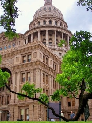 #Texas State Capitol