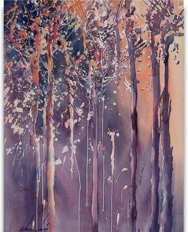 Expressions in Watercolour with Alan Ramachandran | Saturday June 3rd 10am-4pm | Barossa Regional Gallery Visual Art and Music Centre