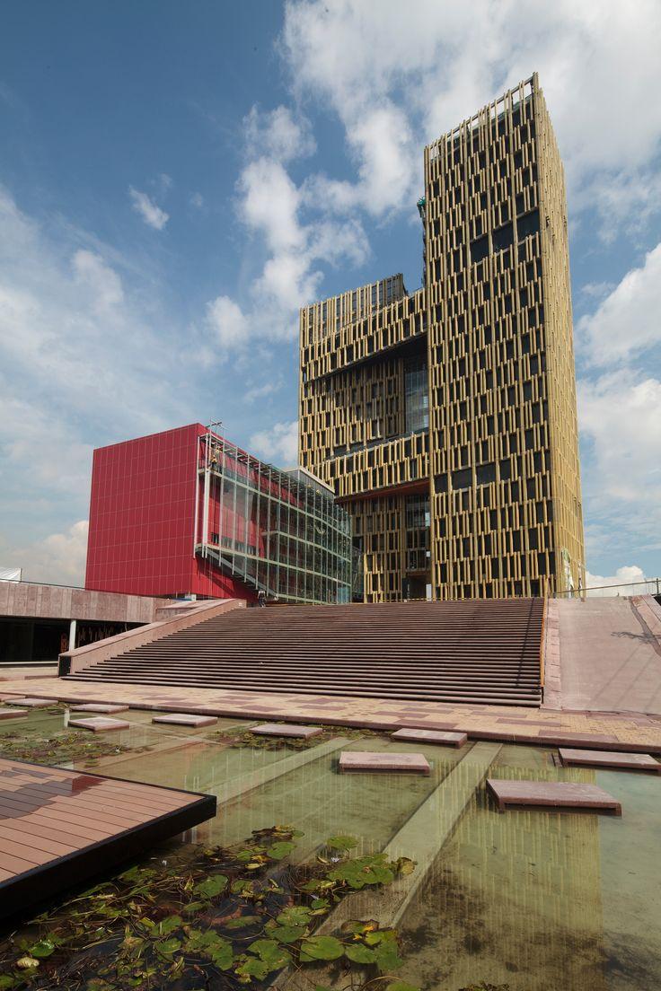 Galeria - Centro Cívico Plaza de La Libertad / OPUS + Toroposada Arquitectos - 1