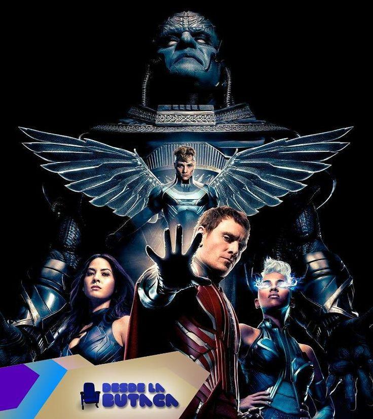 Los 4 jinetes del Apocalipsis junto a su maestro en el nuevo #Poster de #xmenapocalypse #DLB #DesdeLaButaca Lee más al respecto en http://ift.tt/1hWgTZH Lo mejor del Cine lo disfrutas #DesdeLaButaca Siguenos en redes sociales como @DesdeLaButacaVe #movie #cine #pelicula #cinema #news #trailer #video #desdelabutaca #dlb
