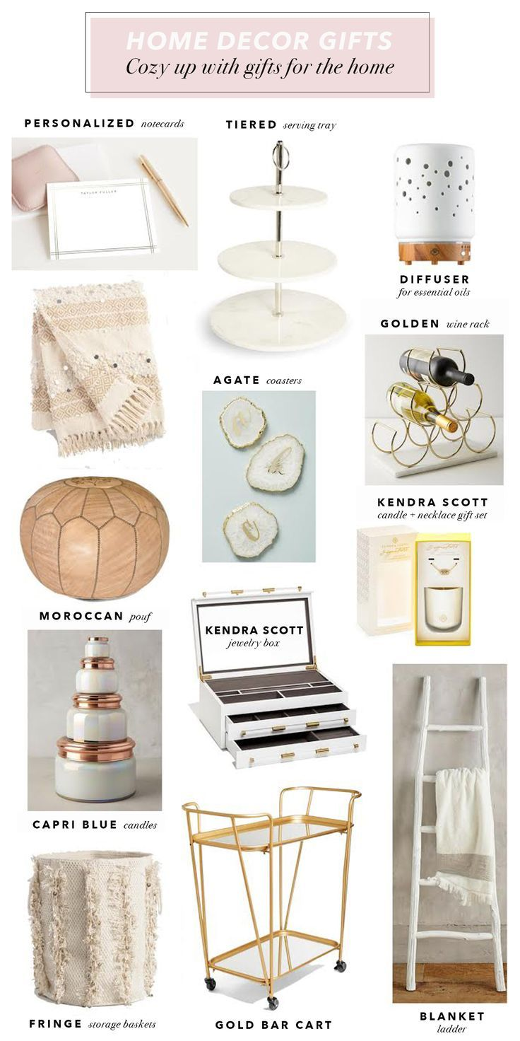 Holiday Home Decor Gift Ideas The Lovely Gift Guide Decor Gifts Holiday Home Decor Home Decor