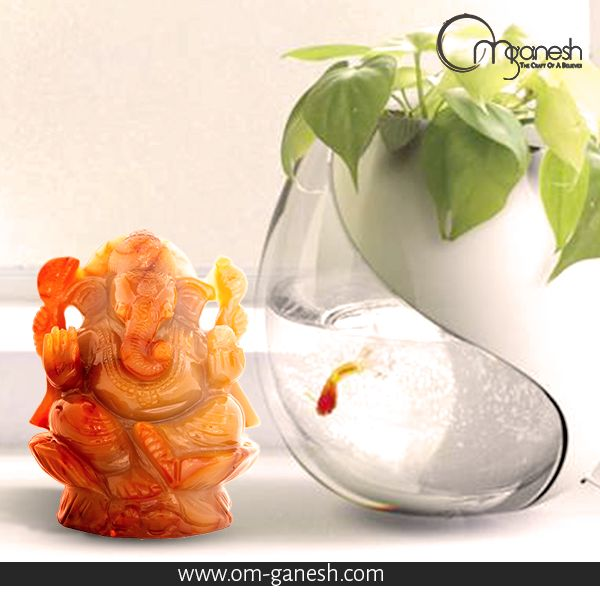 Ganesh is the embodiment of growth and flourishing life. Welcome him into your homes. http://bit.ly/1F1uWlA