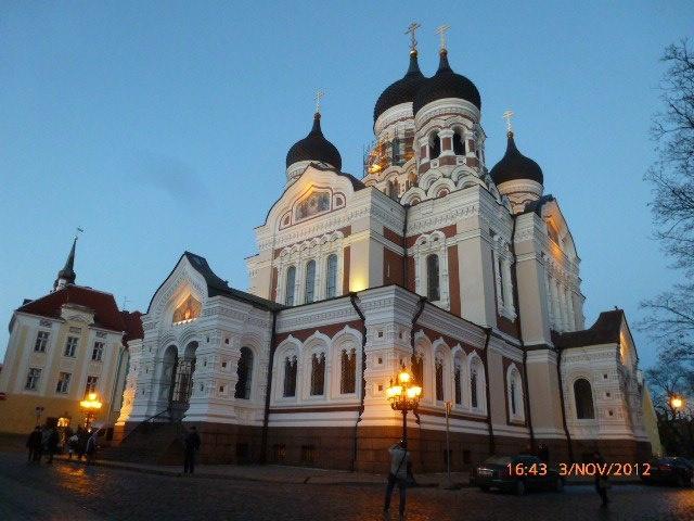 Cathedral, Tallinn