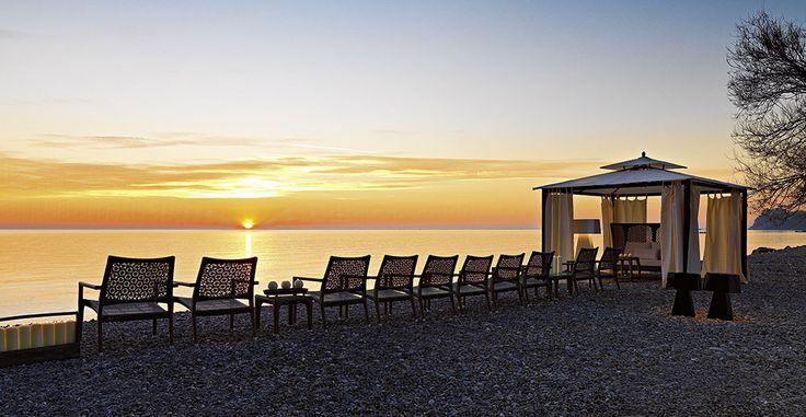 Altea Spiaggia #Altea #Spiaggia #Sea #Tramonto #Detail #Varaschin #Chairs