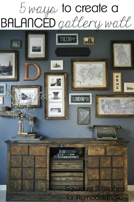 A Balanced Gallery Wall in 5 Steps | eBay