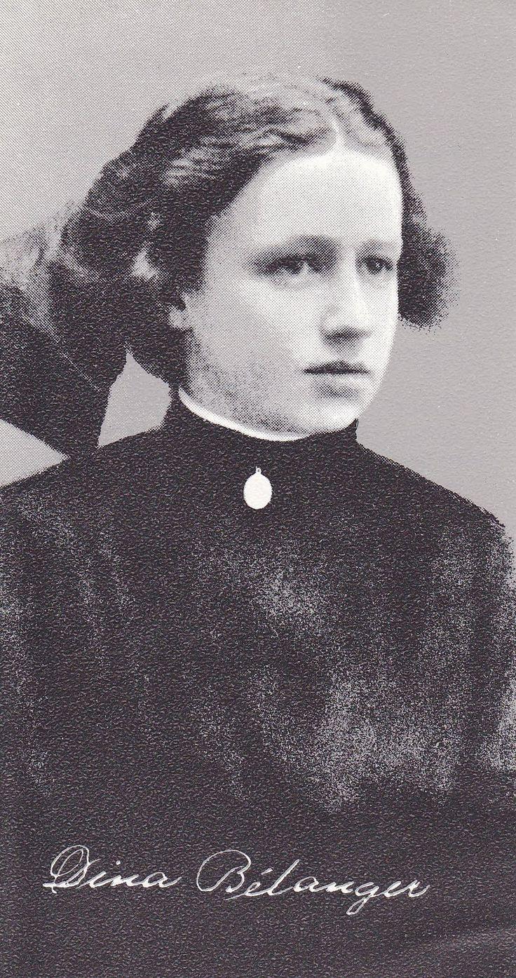 Blessed Dina Belanger Mystic & Stigmatic (18971929