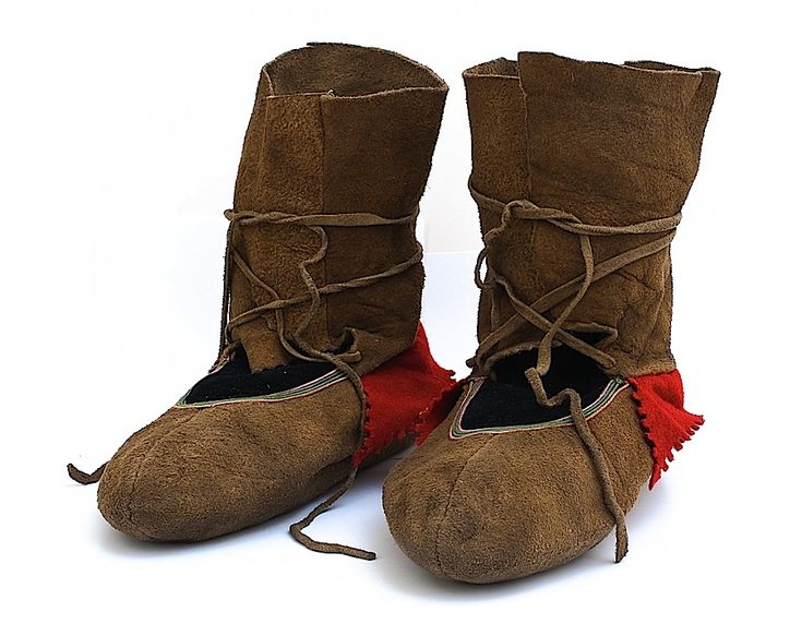 Moccasins | Museum of Natural and Cultural History