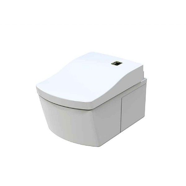 Toto Neorest AC Wall-Mounted Pan & Washlet | Wall-Mounted Toilets | CP Hart