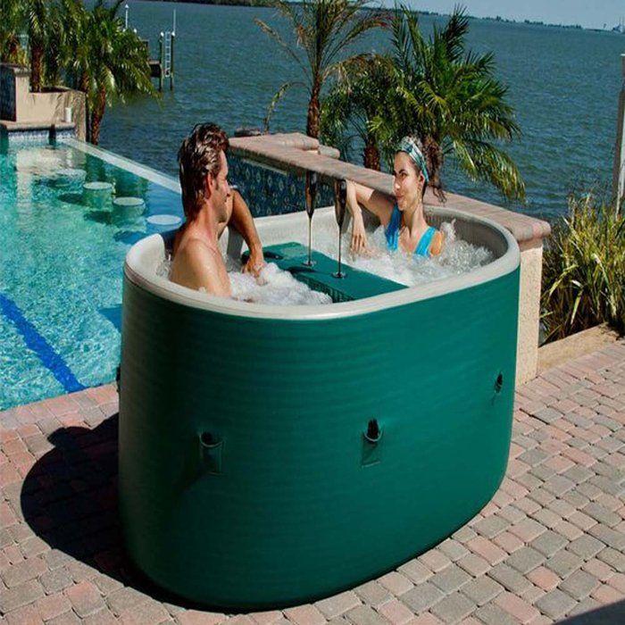 Oval AiriSpa Portable Hot Tub