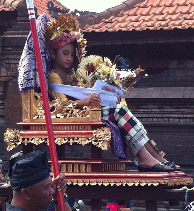 Tooth ceremony - seminyak, Bali