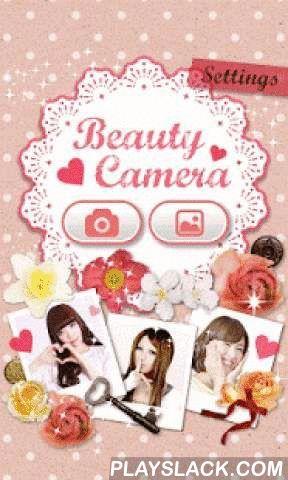 """Beauty Camera -Make-up Camera-  Android App - playslack.com ,  """"Extra functies aan de Sproet en Mole reinigen!Totaal 9 miljoen downloads over!Meest populaire van de Self nemen app in de wereld!Bovendien stille camera zonder dat de sluiter geluid!""""""""Schoonheid Camera"""""""" is een camera-applicatie die kan gemakkelijk mooie huid verwerkt zijn eigen foto's nemen.In een moment met een eenvoudige handeling kunt u een natuurlijke foto van mousserende mooie huid te creëren.[Kenmerken van de schoonheid…"""