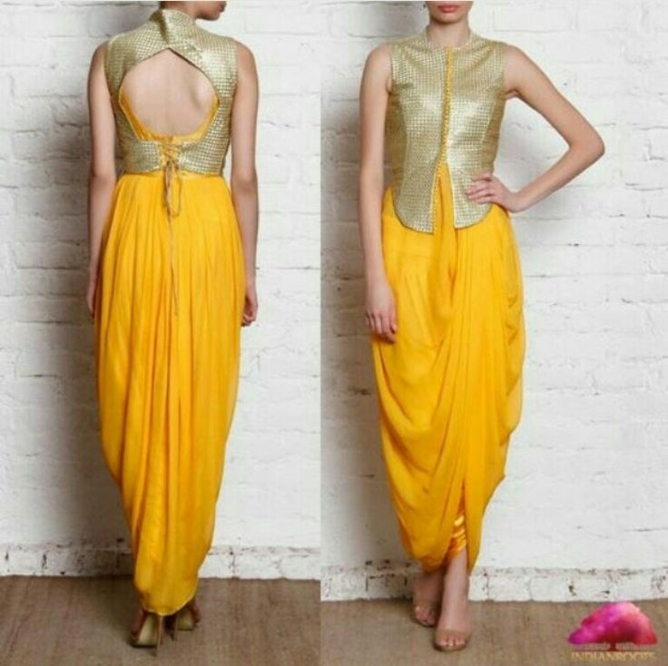 Cute potential mehendi outfit