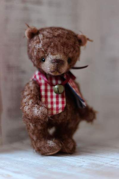 Miho by By Anzhelika Costin   Bear Pile