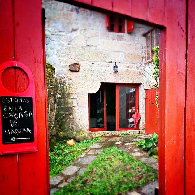 Caserío da Castiñeira #Vegan #Galicia