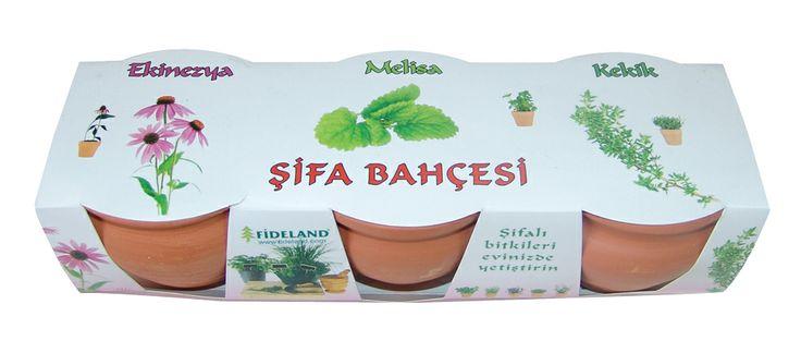Şifa Bahçesi (Ekinezya, Melisa, Kekik) 13,90 TL http://www.fideland.com.tr/sifa-bahcesi--ekinezya--melisa--kekik-