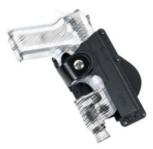 Tactical Fobus Holster Glock 17 22 31 Ruger 345 SR9 Walther P99 Laser Rail Glok | eBay