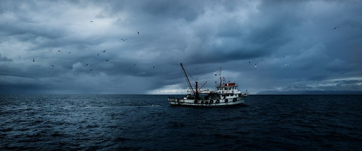 Fishing in Turkey project by Dimitris Poupalos
