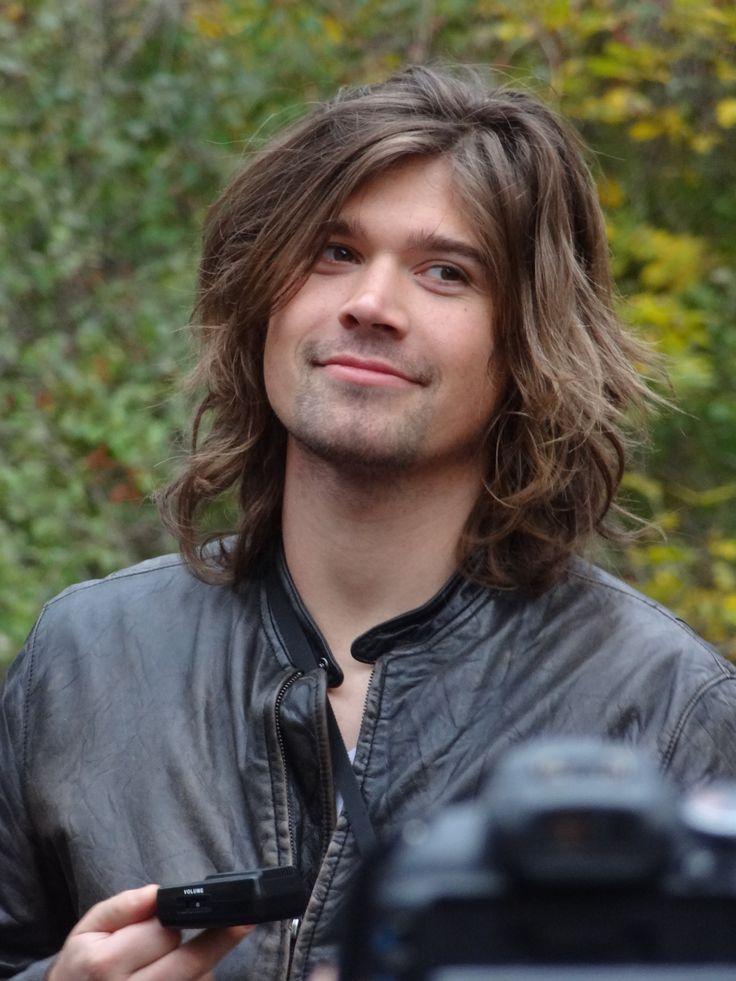 The haaaaaiiiiirrrrr! Seriously...he has better hair than me LOL