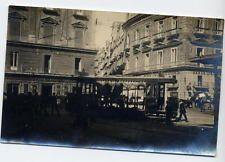 F 047 vera foto Napoli piazza trieste e trento