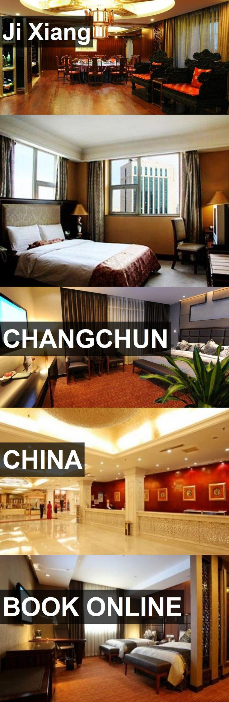 Hotel Ji Xiang in Changchun, China. For more information, photos, reviews and best prices please follow the link. #China #Changchun #travel #vacation #hotel