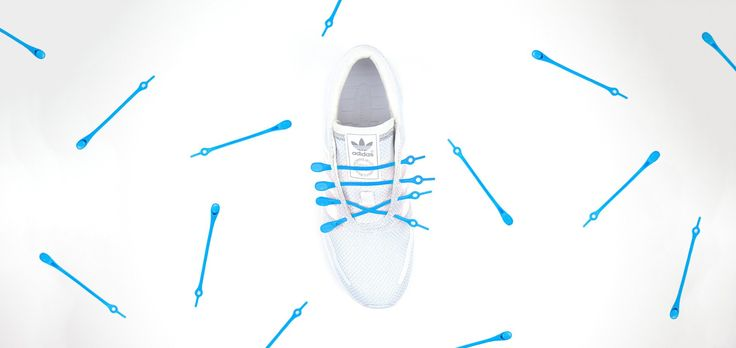 Live A knot free life with HICKIES elastic laces