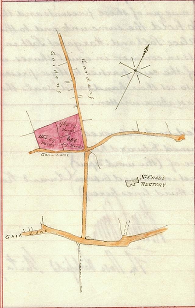 Gaia Lane - Lichfield City