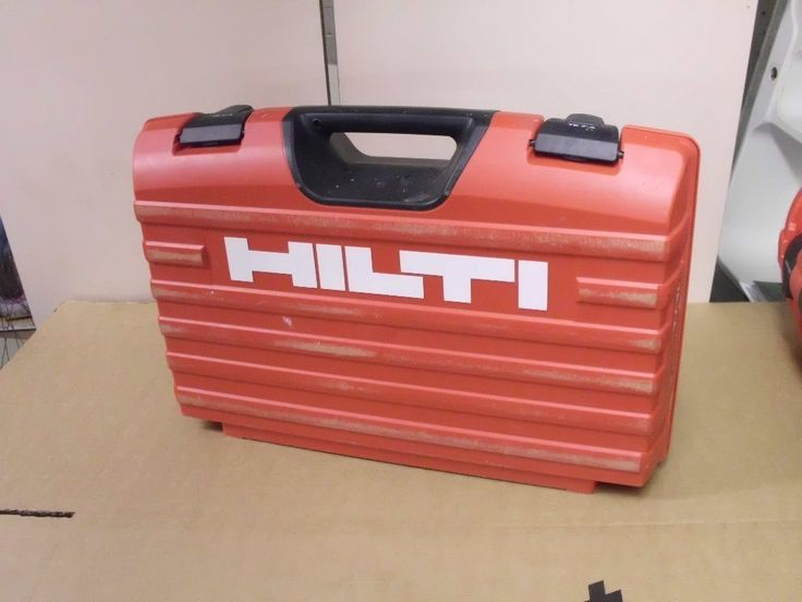 hilti tool box - Google Search