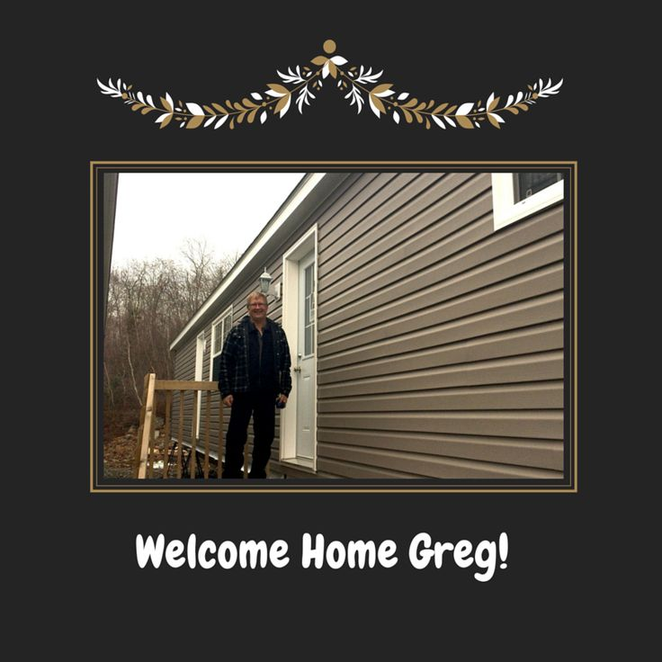Welcome home to Greg Cole!! We hope you enjoy your beautiful, New Mini home!!