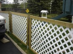 top 25+ best diy fence ideas on pinterest | small fire pit, diy ... - Patio Fencing Ideas
