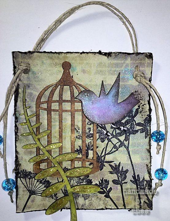 cbee's cards and more: Tando Creative Blog Hop - Birds