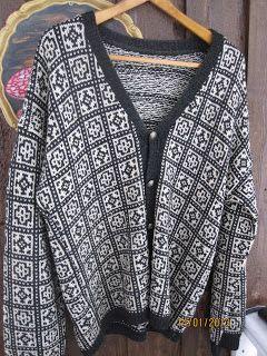 Winkel`s Crazy Ideas: Norske Strikkekofter - Norwegian knitted Cardigans