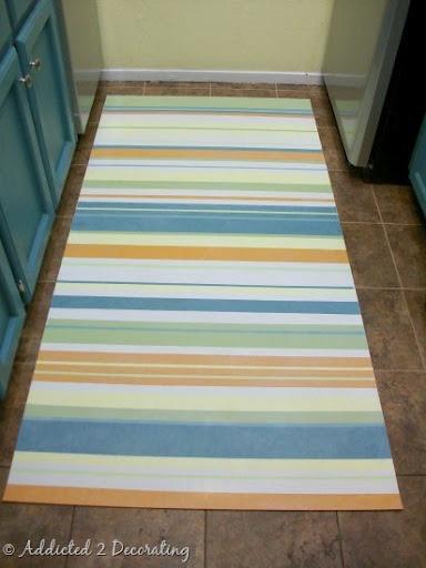 139 Best Floorcloths Images On Pinterest Painted Floor