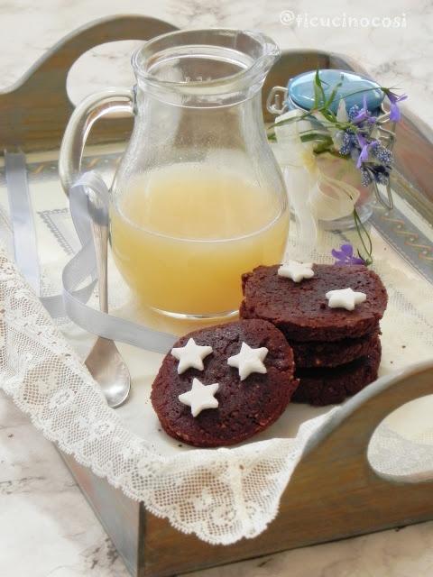 Biscotti simil pan di stelle gluten free