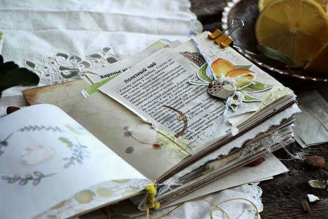 Скрапоголики: Время пить чай. Чайная церемония с Элей Гафаровой и Maja Design