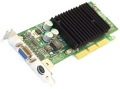 HP 335816-001 HP 335816-001 nVIDIA GeForce4 MX440 AGP 8X graphics card - Graphics board with 64MB DDR SDRAM, has one 15-pin VGA output and one S-video output - Requires one AGP Slot - With low profile bracket by HP. $90.00. HP 335816-001 nVIDIA GeForce4 MX440 AGP 8X graphics card - Graphics board with 64MB DDR SDRAM, has one 15-pin VGA output and one S-video output - Requires one AGP Slot - With low profile bracket. Save 40%!