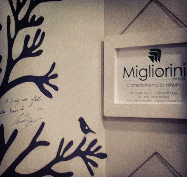 #autografo #pierobarone #ilvolo #albero #migliorininterni