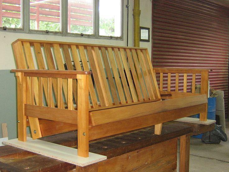 Como construir un futon paso a paso bricolaje es - Tapizar un sillon paso a paso ...
