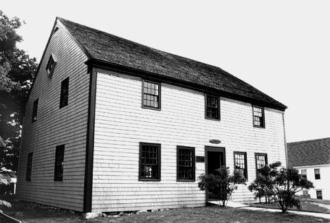 Old Meeting House  *:Located in Barrington, NS ; built in the 1700's fashioned after the New England Congregational buildings.