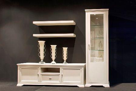 Casa Ampia-Unit Ilia- έπιπλο tv - καθιστικό-διακόσμηση σαλονιού-ξύλο Οξιά
