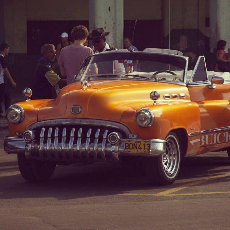 Havana taxi Cuba.